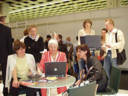 Παρουσίαση του προγράμματος eTelestia στην μεγάλη Έκθεση ΙΜΒ